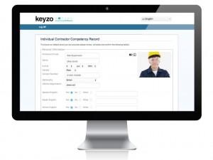Contractor online induction