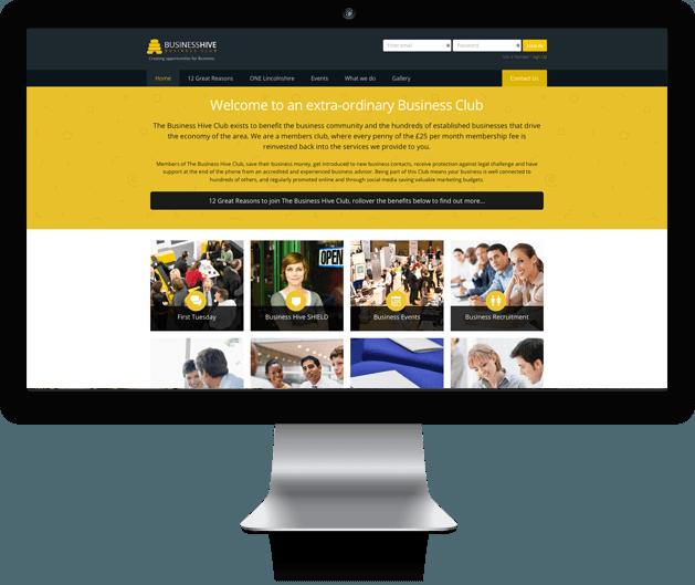 Business Hive Screenshot