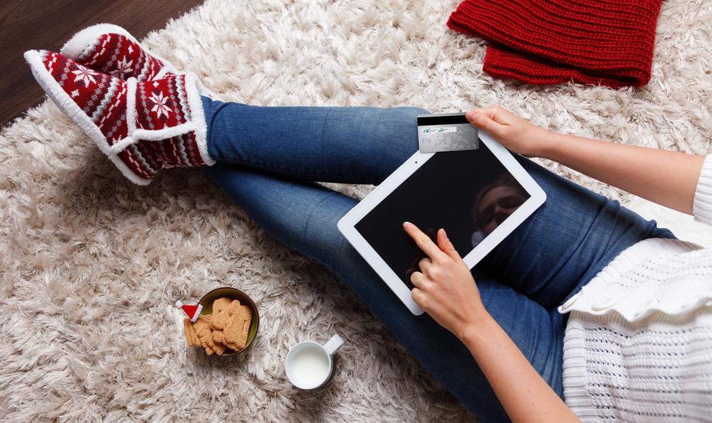 Christmas digital marketing header image