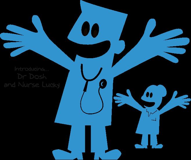 NHS Staff Portal Character Design
