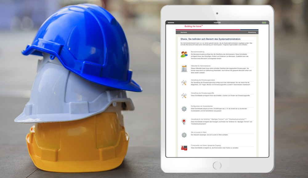 Health & Safety statistics and Online Induction Software from Keyzo