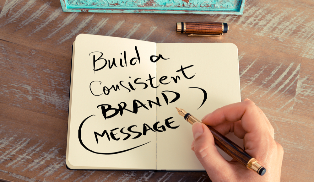 A website redesign can help with brand consistency