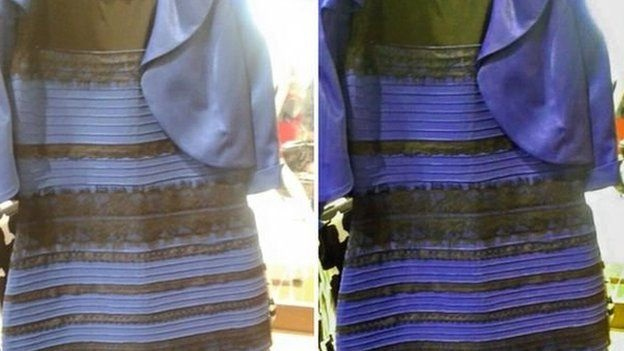 The dress that went viral