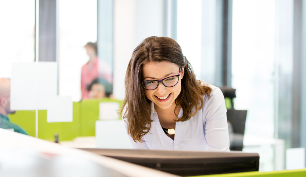 Engaging staffportal content