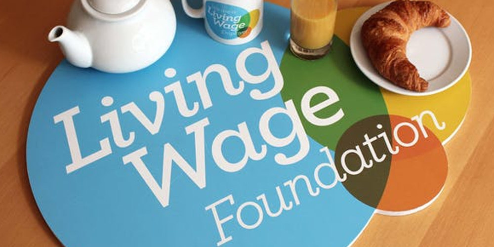 living wage week tech breakfast