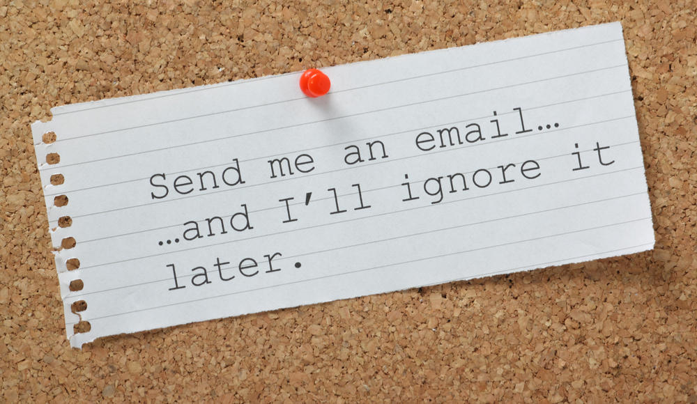 Are your important emails being ignored?