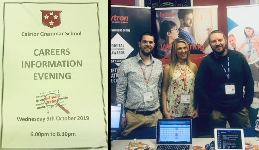 Caistor Grammar jobs fair