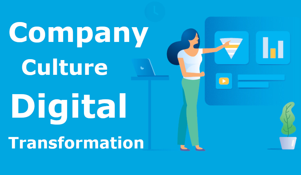 digitally transform your company culture