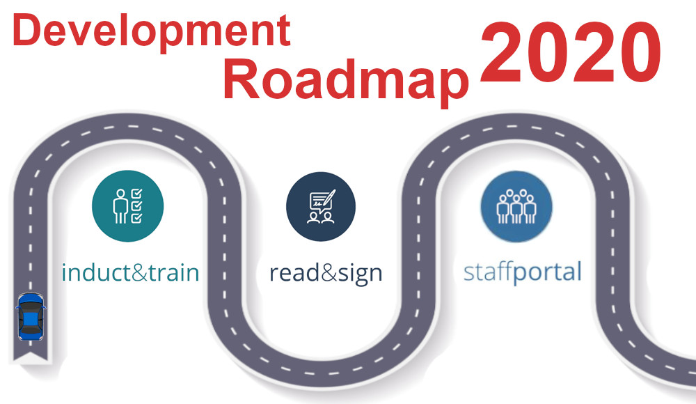 development roadmap 2020