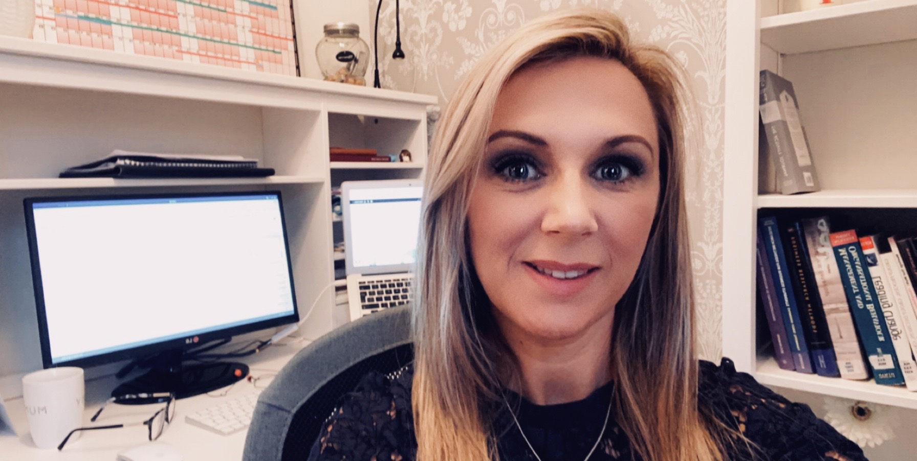 Therisa the HR Manager at Keyzo