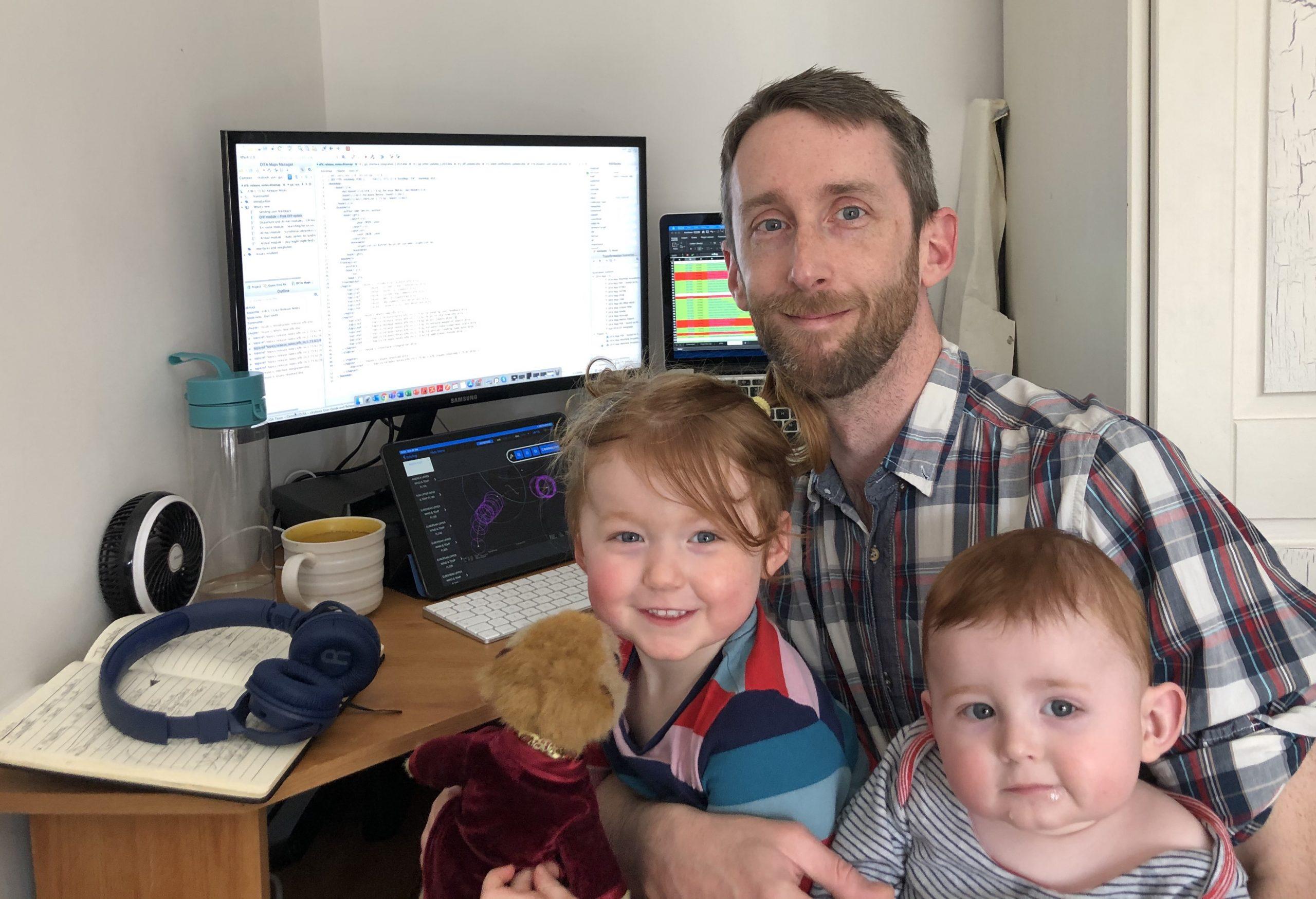 Meet Dan our technical author